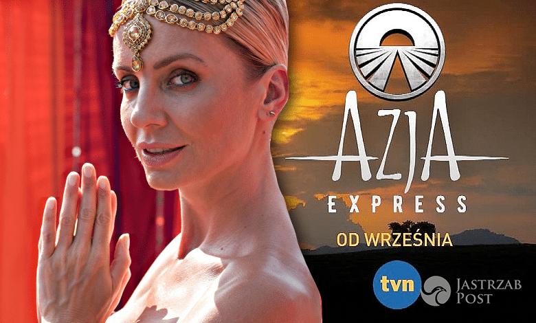 Azja Express 2 plakat