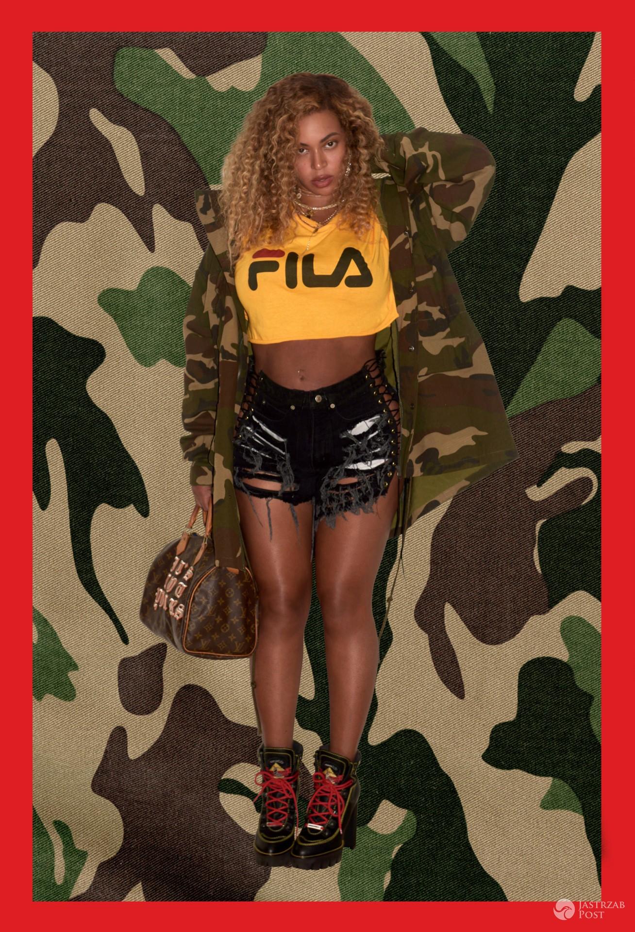 Beyonce pokazała brzuch po porodzie