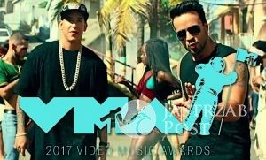 Despacito MTV VMA 2017