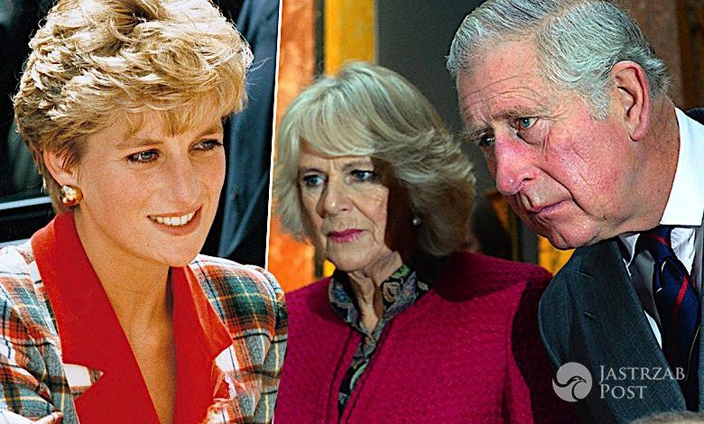 Księżna Diana, książę Karol, księżna Camilla