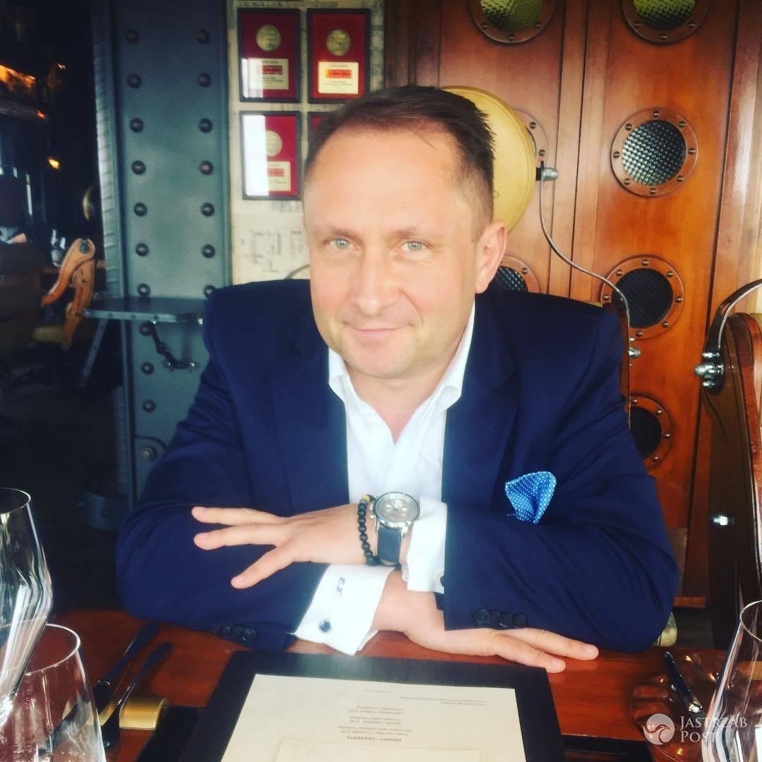 Kamil Durczok na Instagramie