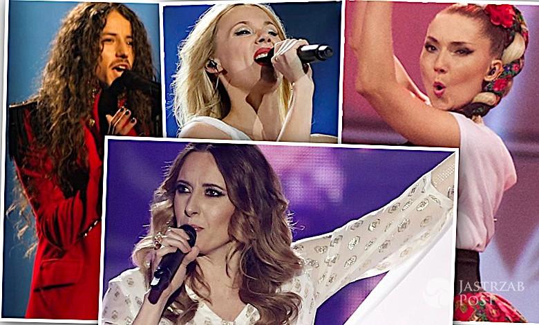 Polska na Eurowizji najlepsze piosenki