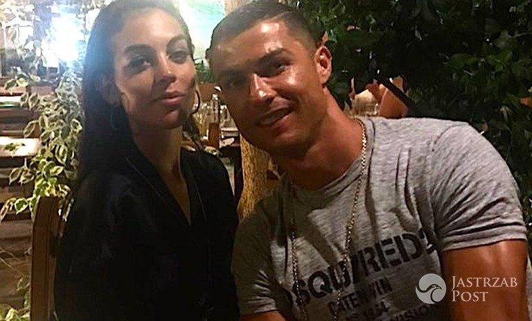 Georgina Rodriguez i Ronaldo