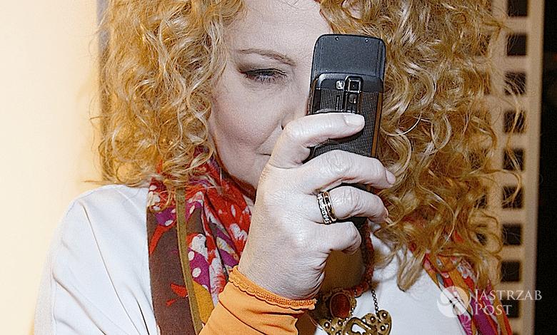 Magda Gessler SMS