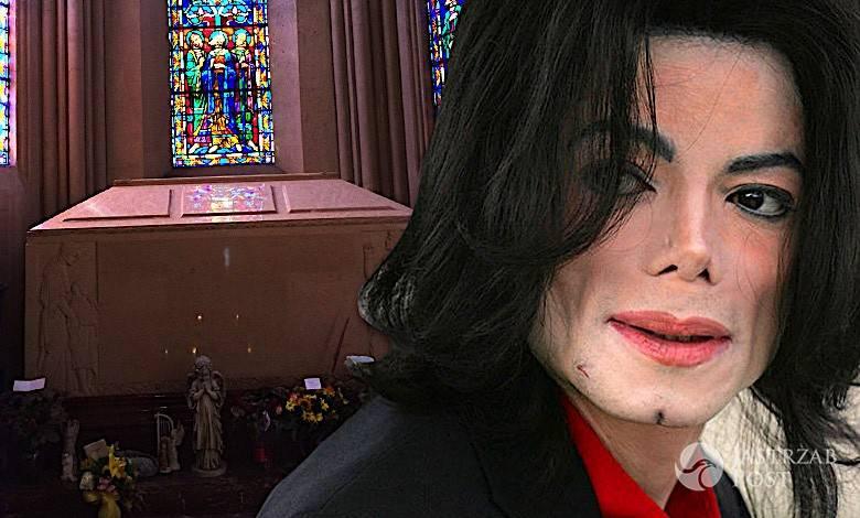 Grób Michaela Jacksona