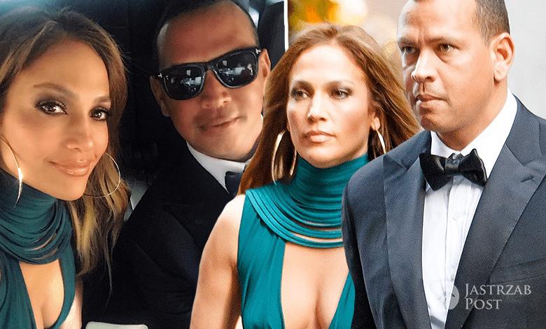 Jennifer Lopez i Alex Rodriguez ślub