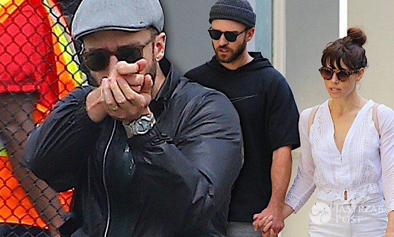Justin Timberlake i Jessica Biel na zdjęciach