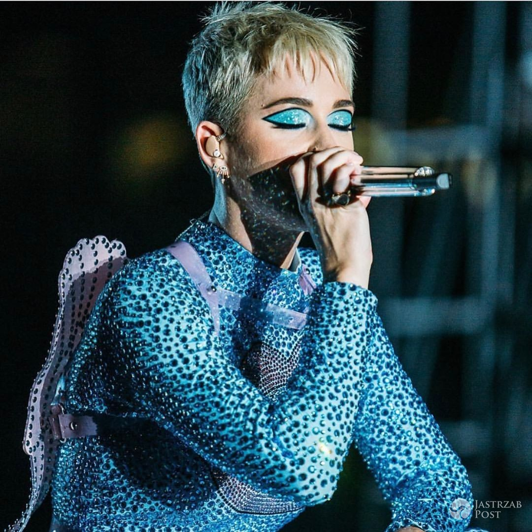 Katy Perry w stylizacji polskiego stylisty
