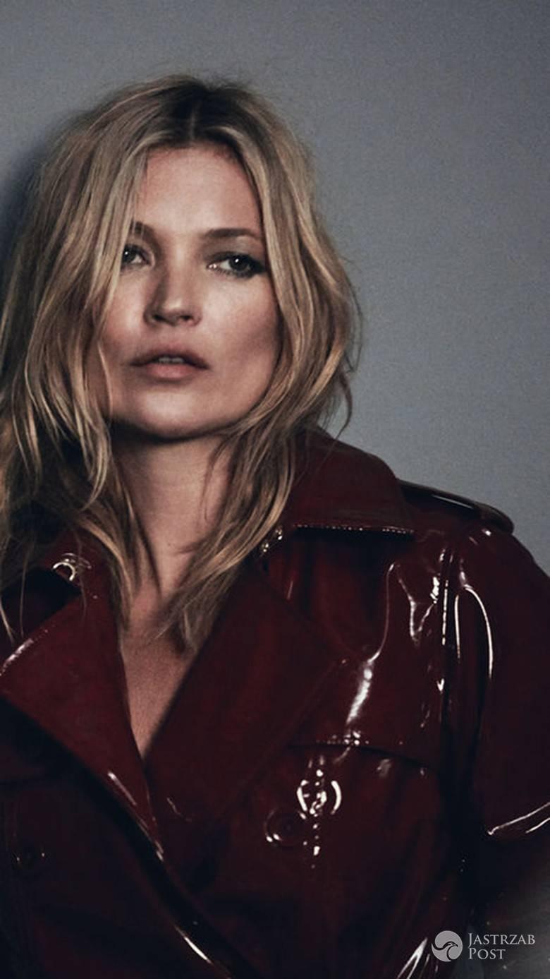 Kate Moss w kampanii Reserved - materiały prasowe