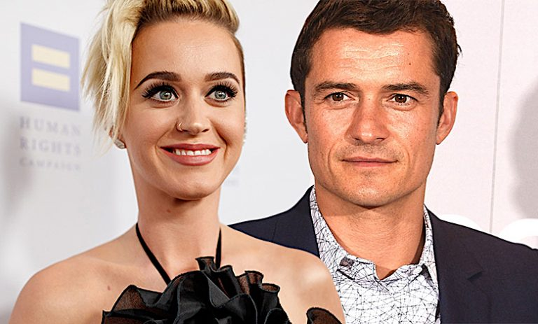 Katy Perry i Orlando Bloom wrócili do siebie