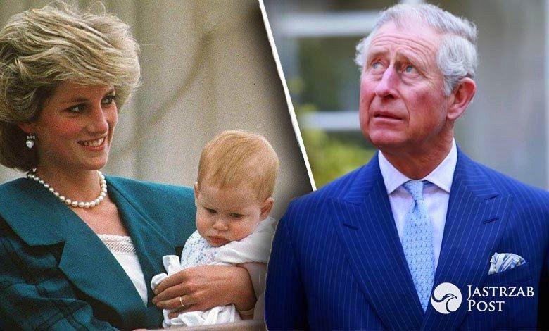 Książę Karol nie chciał narodzin księcia Harry'ego