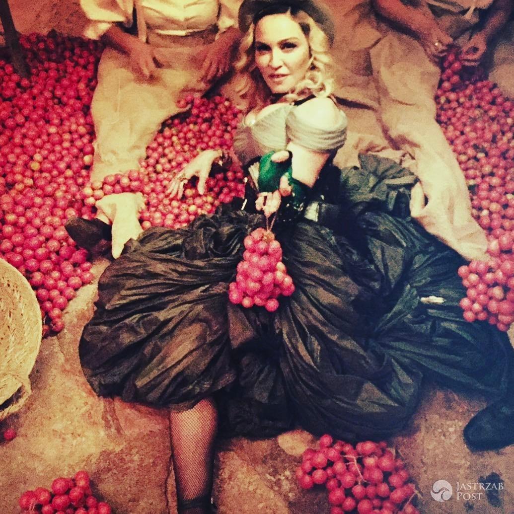 Madonna - impreza urodzinowa