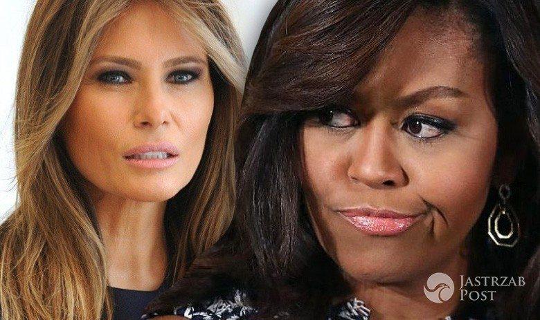 Melania Trump plagiat Michelle Obama