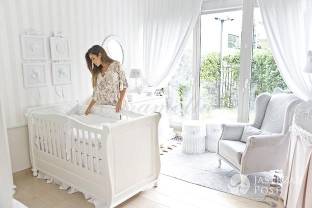 Zdjęcia pokoju córeczki Natalii Siwiec