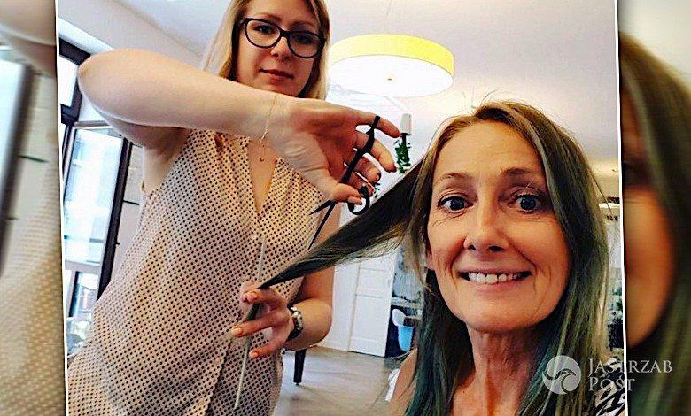 Beata Pawlikowska zmieniła fryzurę