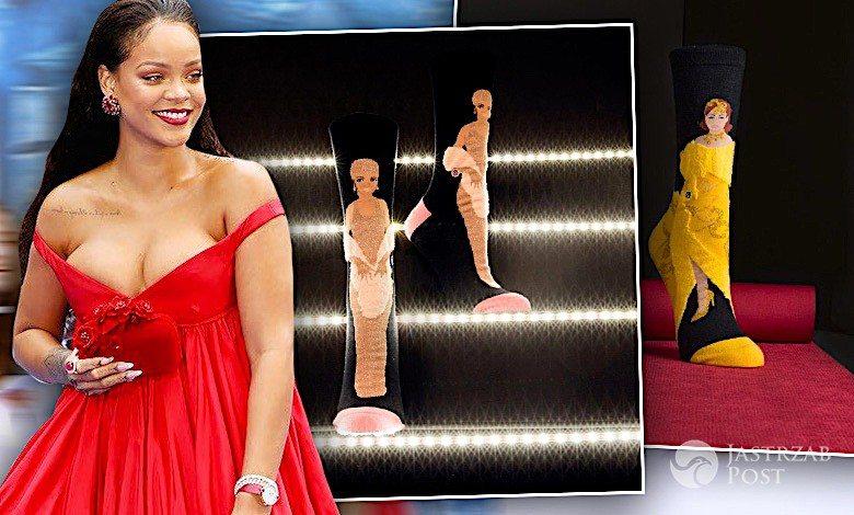 Rihanna skarpetki