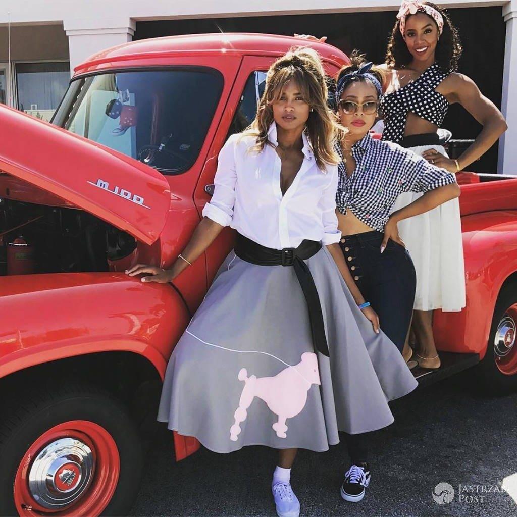 Serena Williams na baby shower