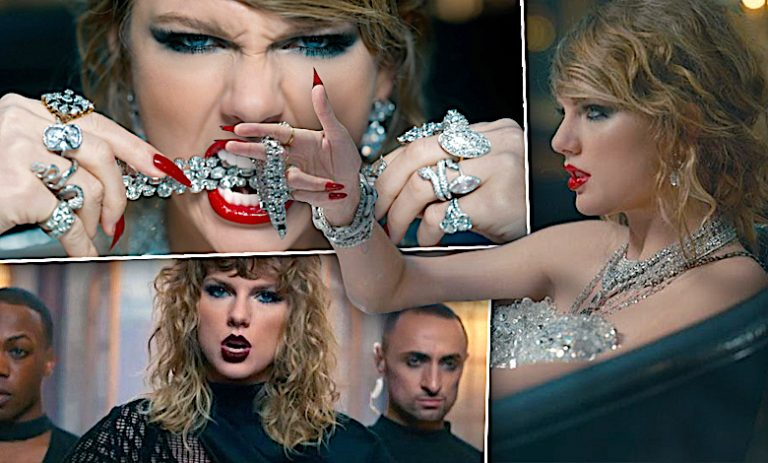 Look What You Made Me Do - teledysk Taylor Swift