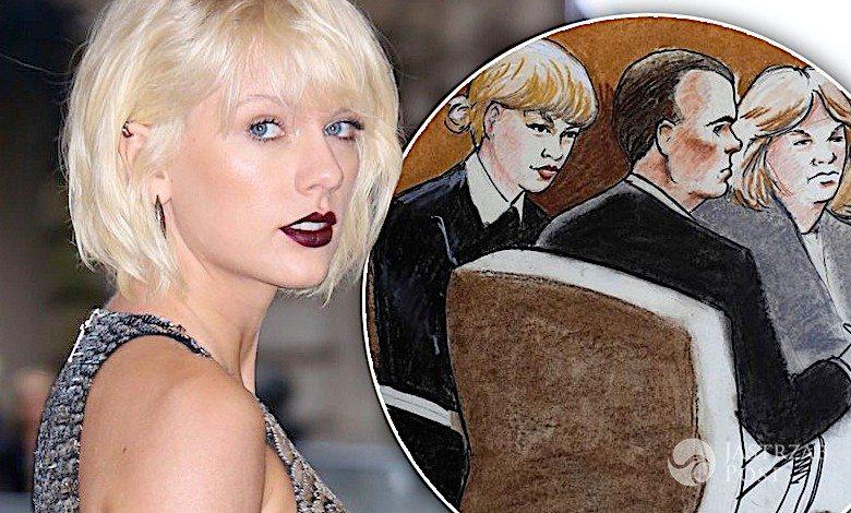 Taylor Swift wygrała w sądzie