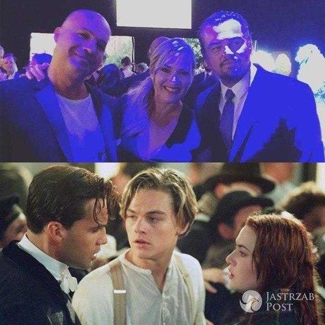 Leonardo DiCaprio, Madonna, Lenny Kravitz, Sean Penn, Adrien Brody, Kate Winslet na jednej scenie w Sant Tropez