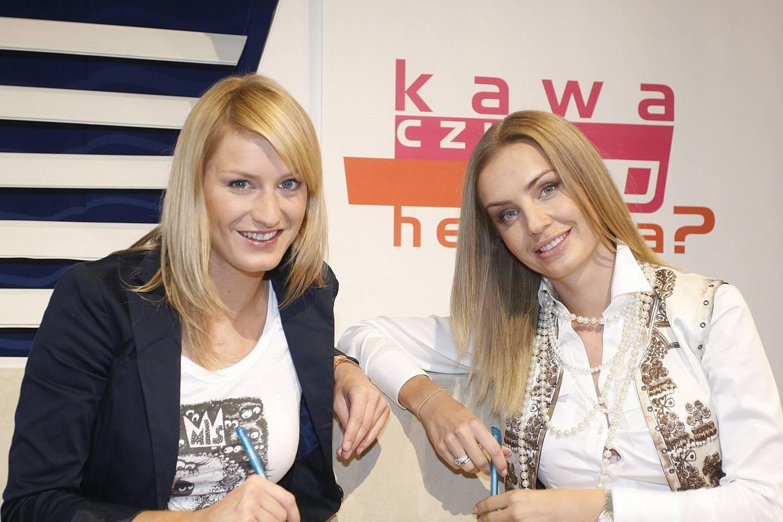 Lidia Piechota i Agnieszka Woźniak-Starak