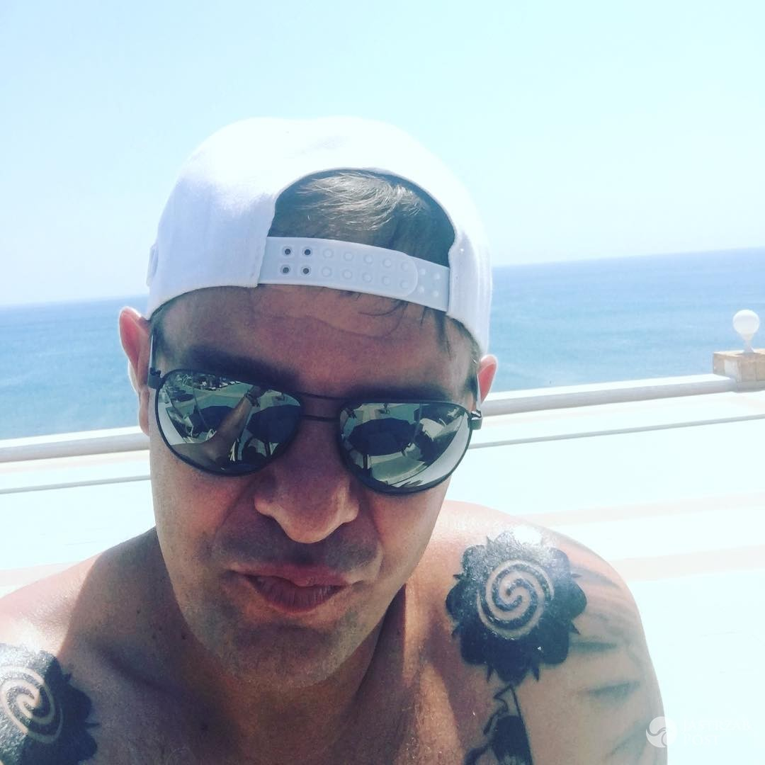 Tomasz Karolak w Grecji