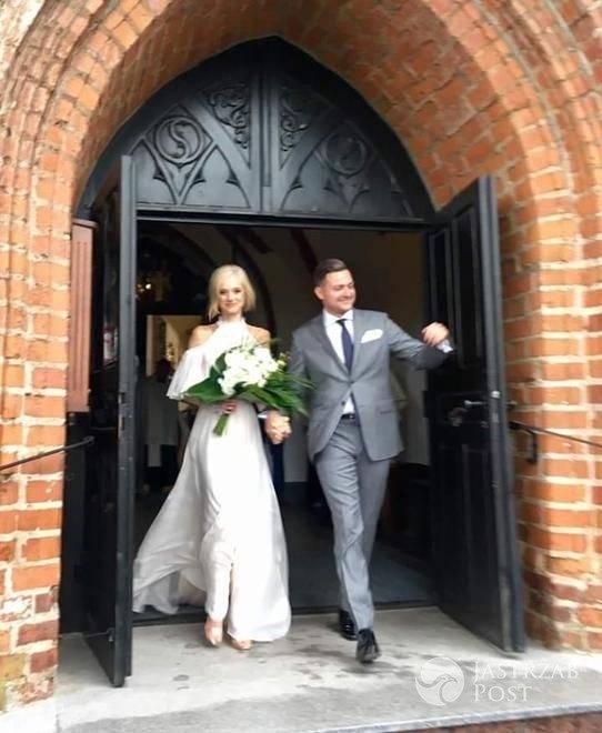 Katarzyna Smolińska wzięła ślub