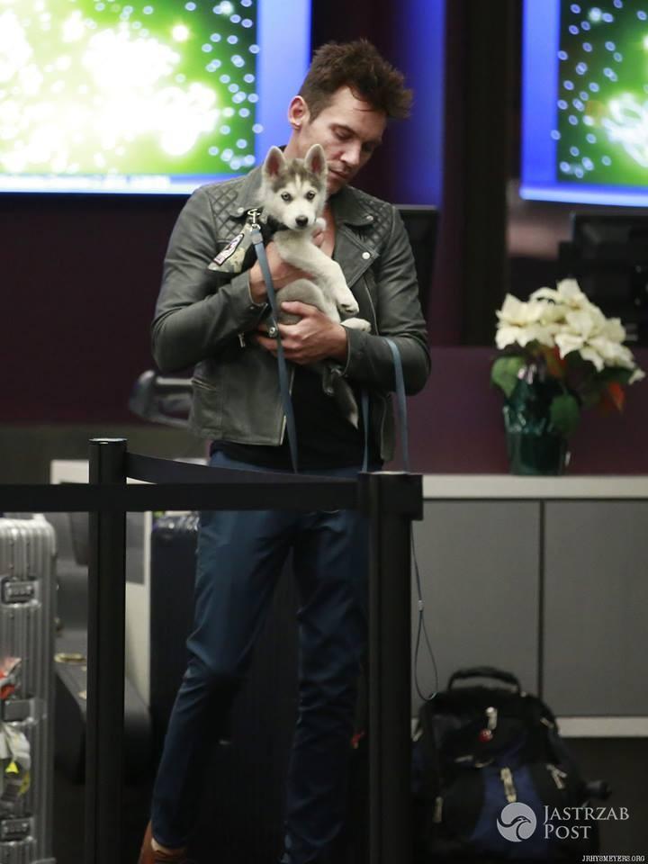 Jonathan Rhys Meyers i Mara Lane stracili dziecko - fot. Facebook