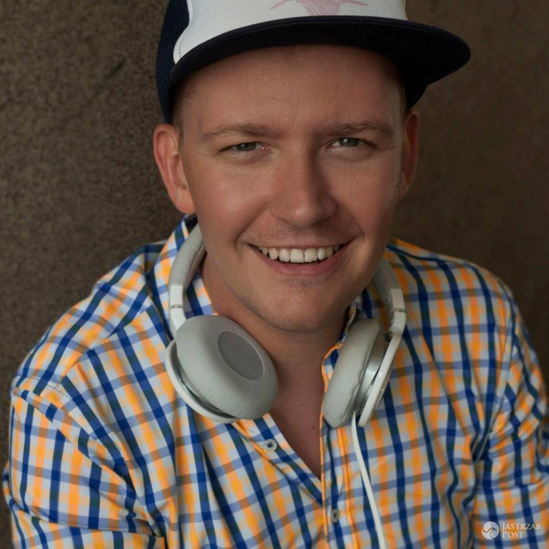 Adrian Majchrzak - były menadżer Dody