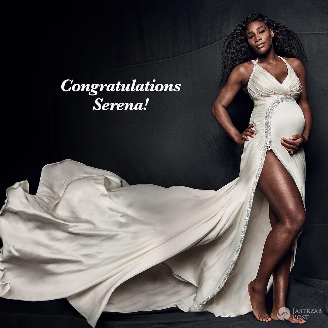 Beyonce pogratulowała Serenie Williams
