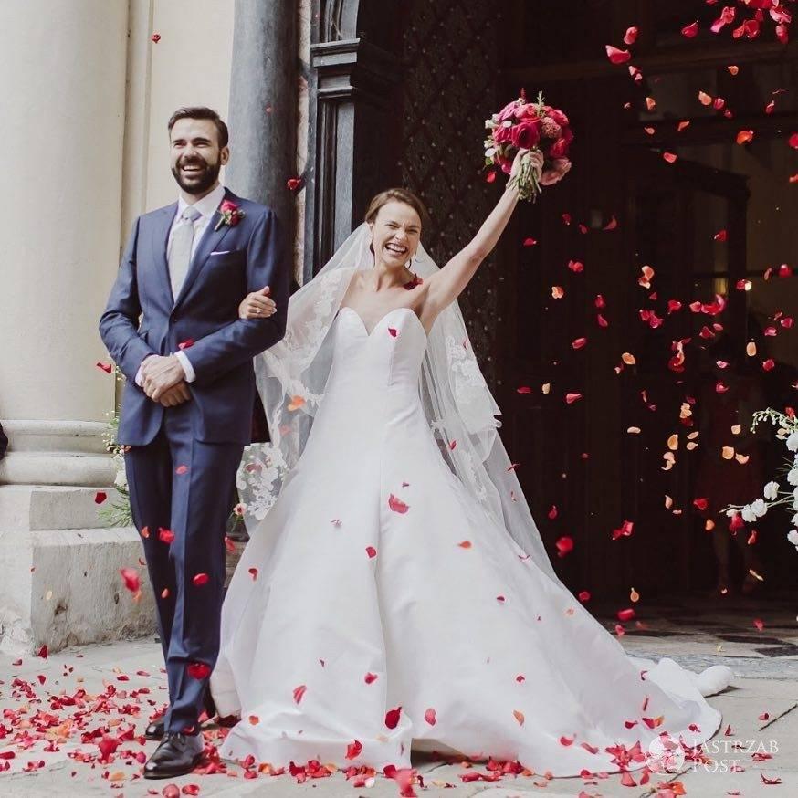 Ania Starmach wyszła za mąż