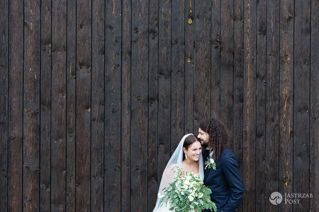 Ewa Farna i Martin Chobot wzięli ślub
