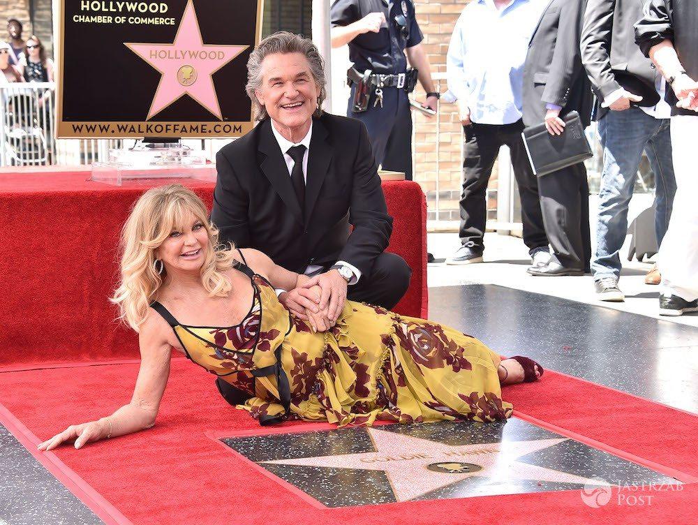 Kurt Russell i Goldie Hawn rozstali się