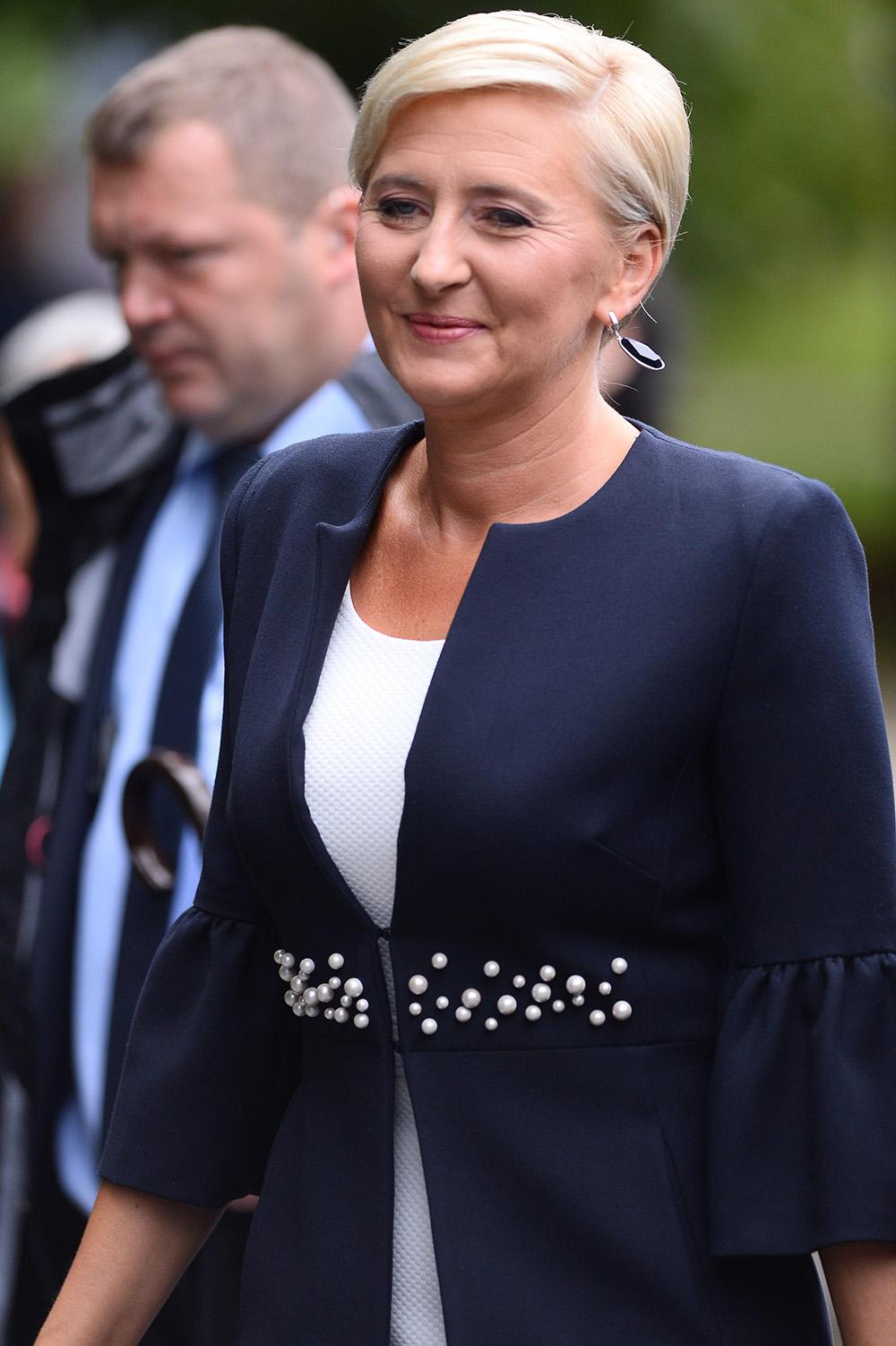 Agata Duda - Narodowe Czytanie 2017