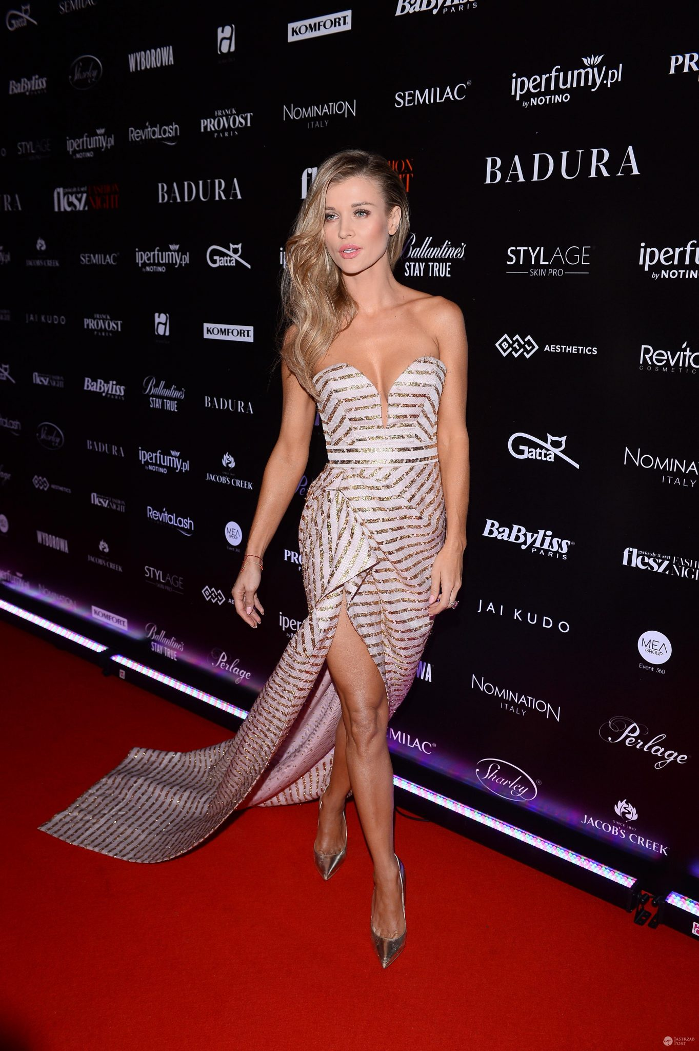 Joanna Krupa - Flesz Fashion Night 2017