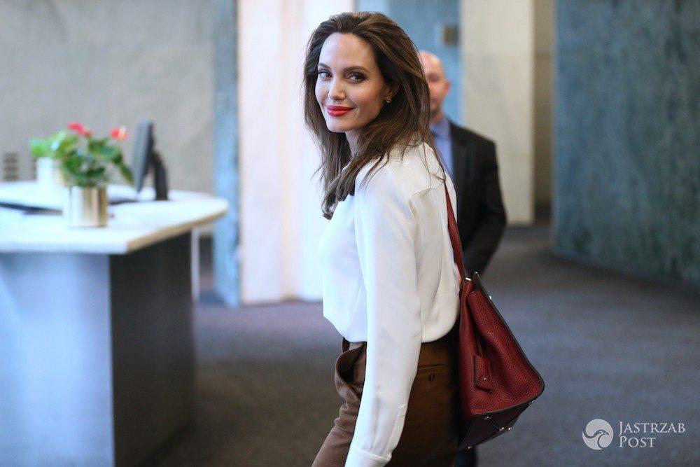 Angelina Jolie w ONZ