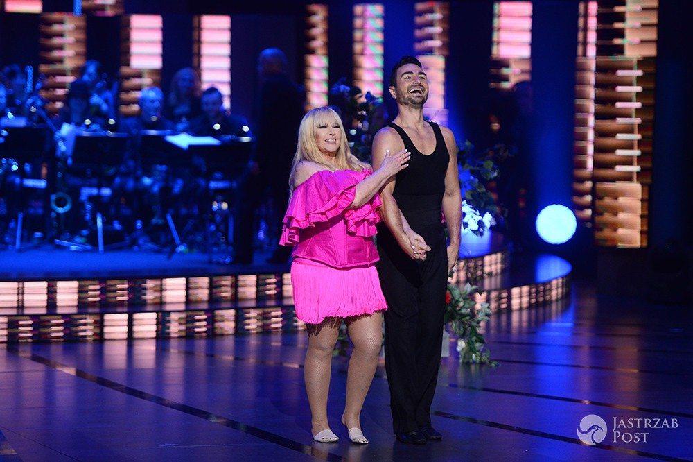 Maryla Rodowicz zatańczyła z Janem Klimentem