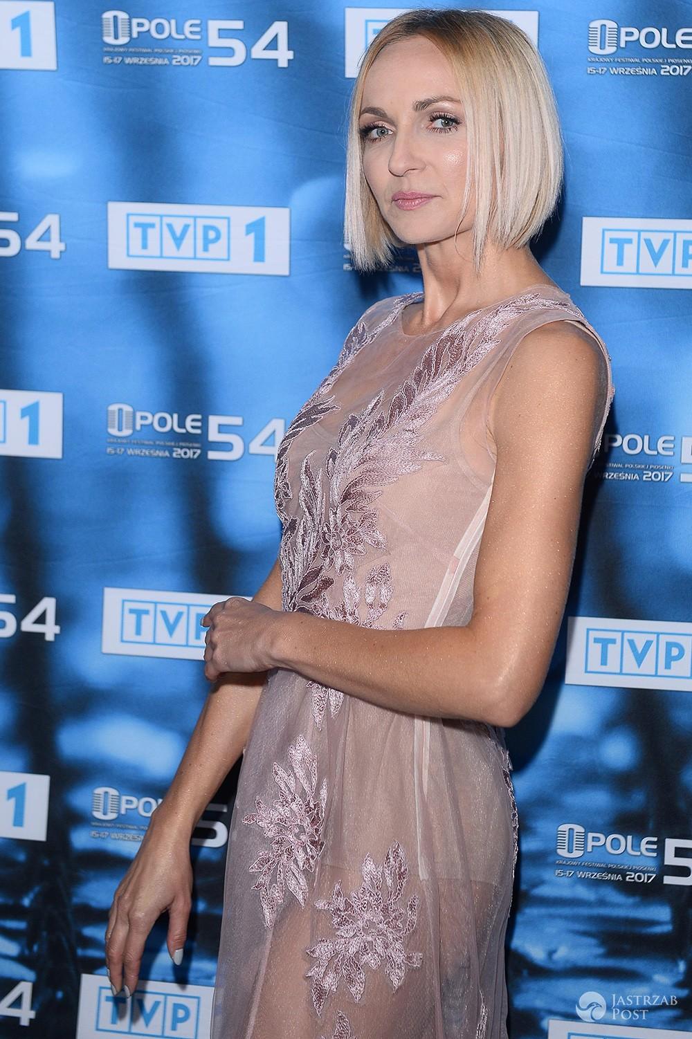 Ania Wyszkoni w Opolu 2017