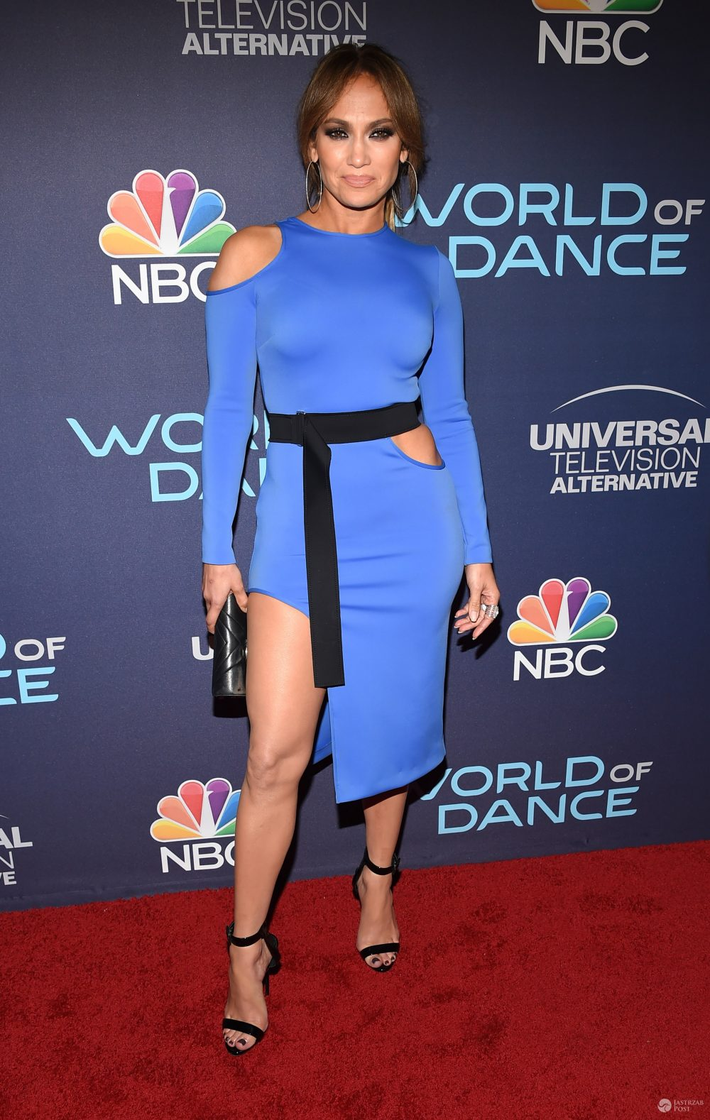 Jennifer Lopez na World of Dance Celebration