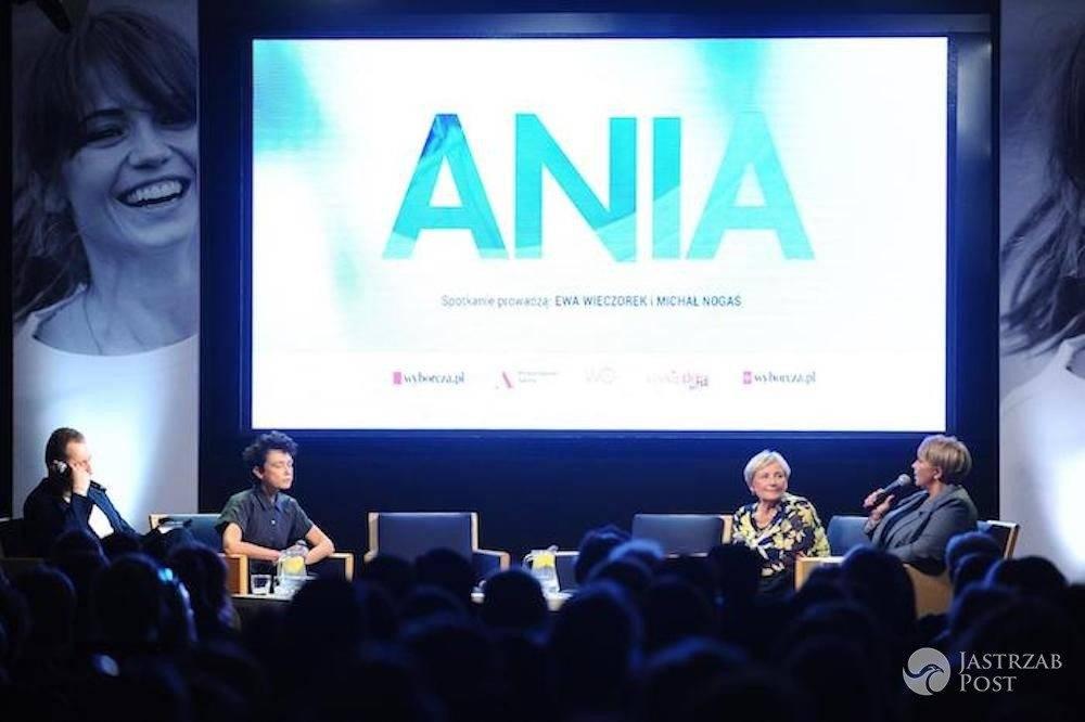 Książka ANIA o Annie Przybylskiej trafiła do sklepów 27 września