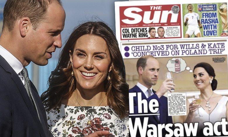 Dziecko księżnej Kate i księcia Williama poczęte w Polsce?