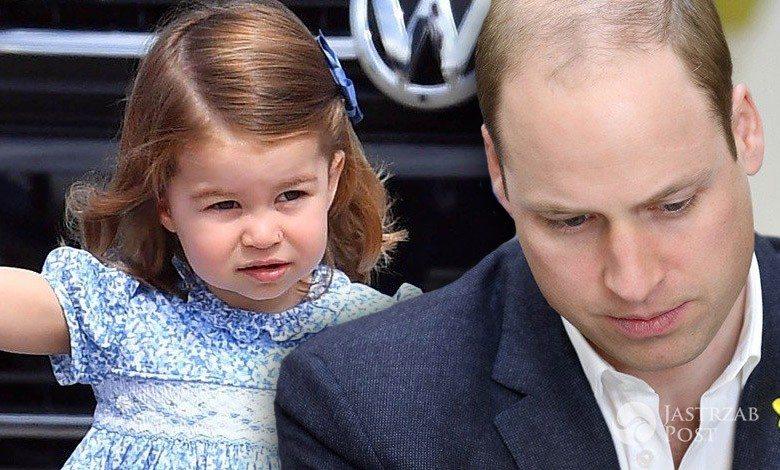 księżniczka Charlotte jest niegrzecznym dzieckiem