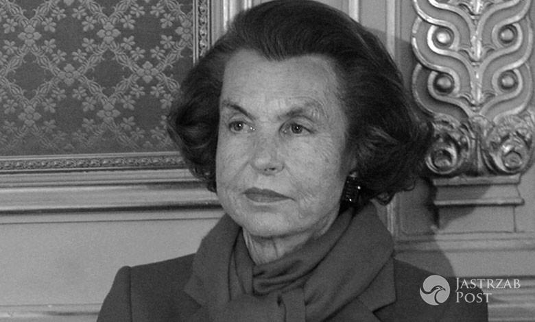 Liliane Bettencourt nie żyje