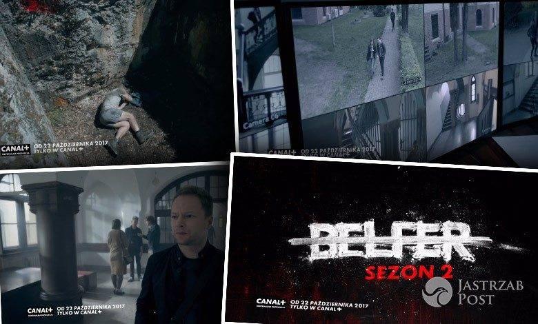 Belfer 2 - zwiastun