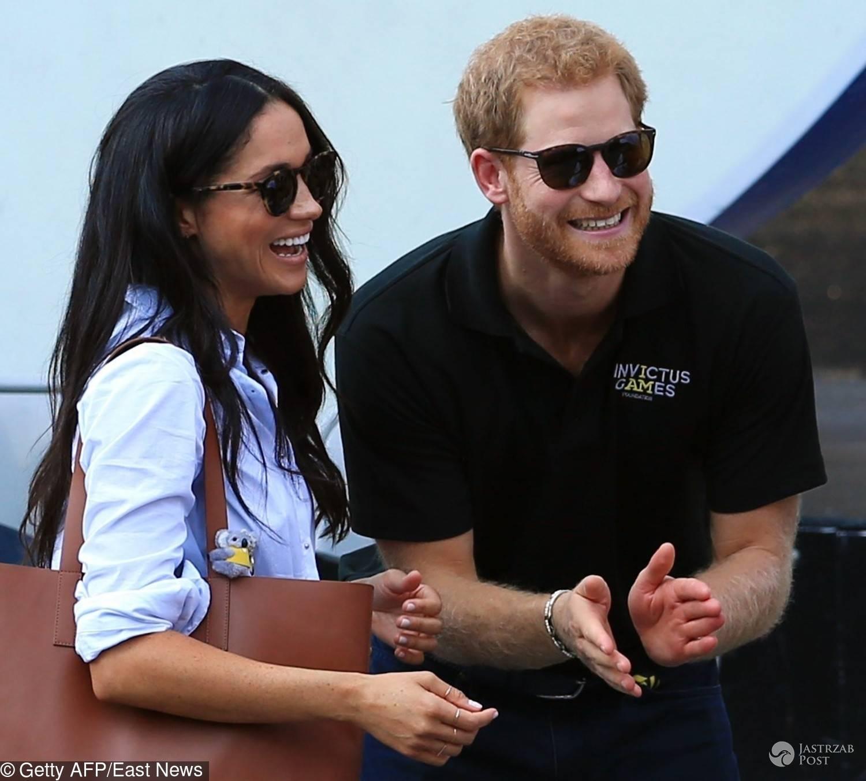 Meghan Markle i książę Harry pierwszy raz pokazali się publicznie razem