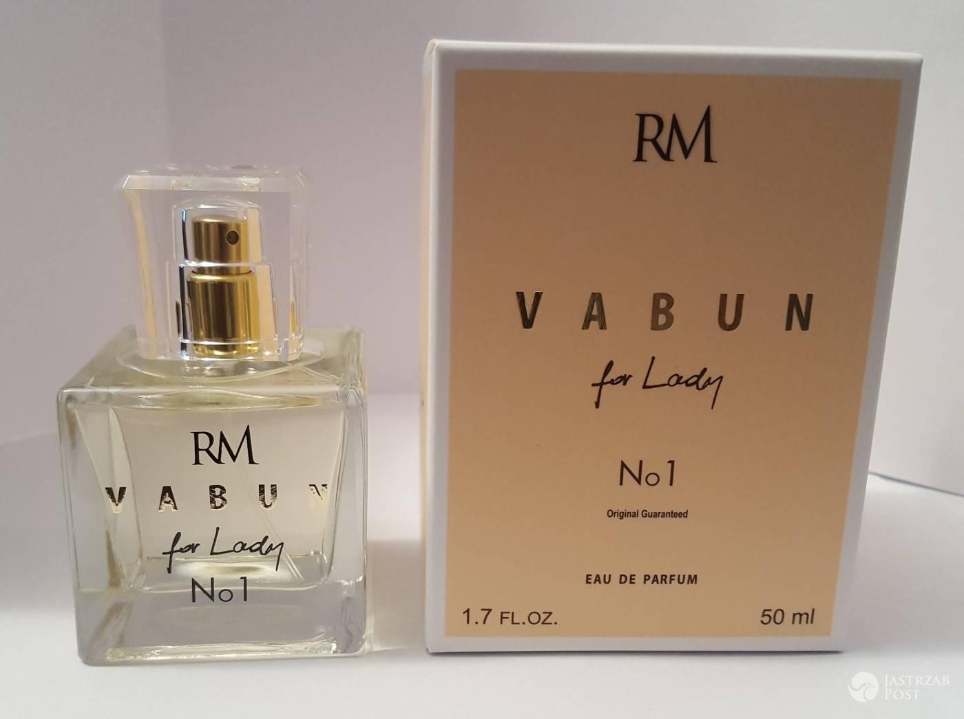 Radosław Majdan promuje perfumy Vabun