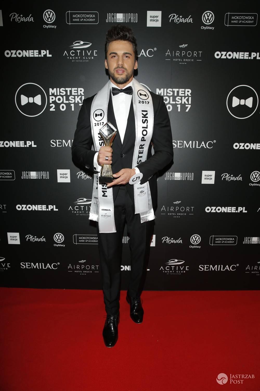 Jakub Kucner - Mister Polski 2017