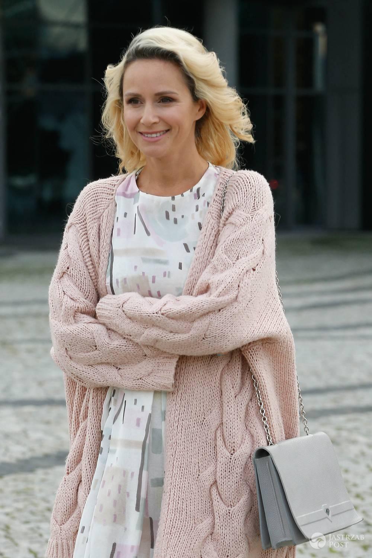 Monika Mrozowska w DDTVN - jest teraz blondynką