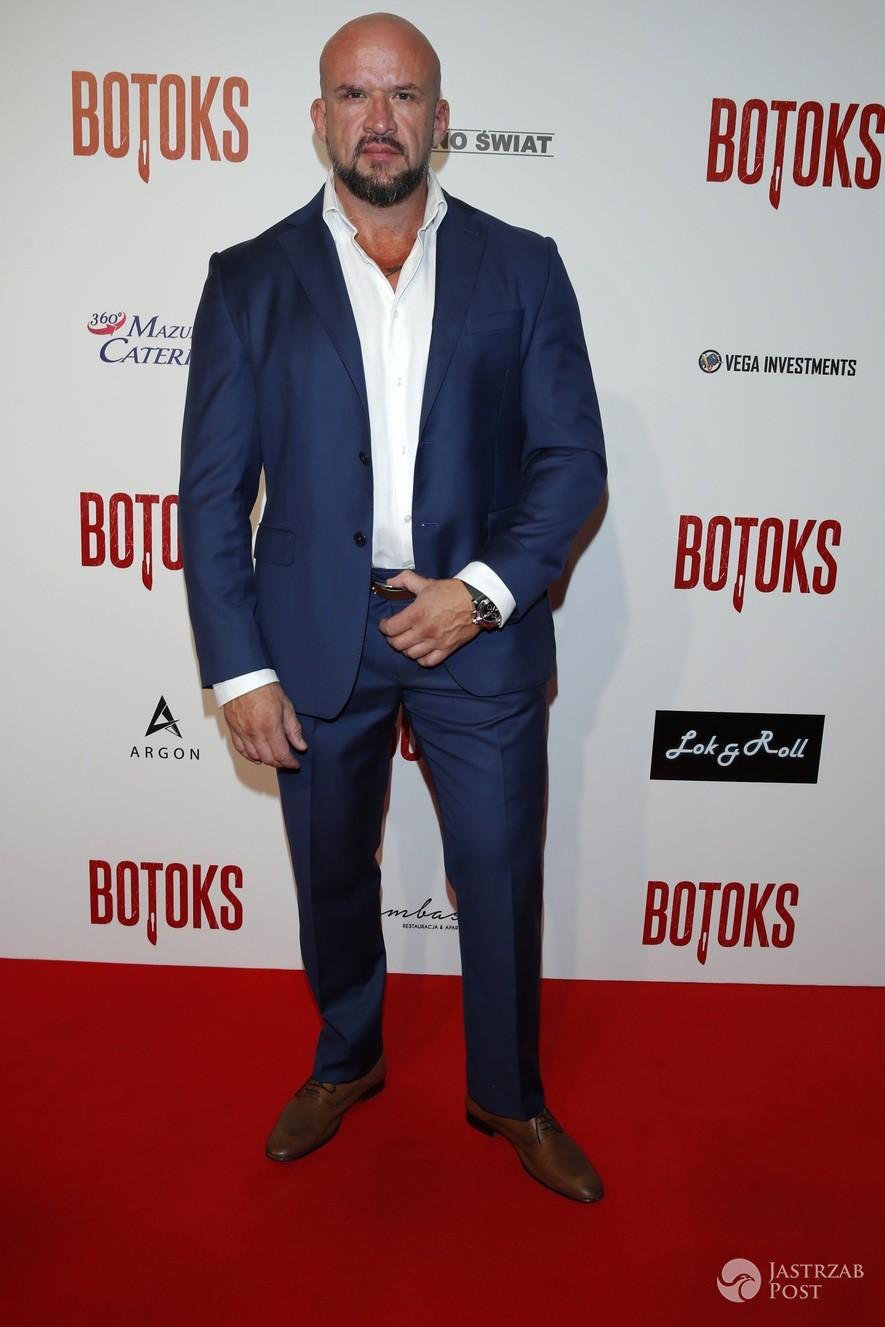 Tomasz Oświeciński - BOTOKS, premiera filmu
