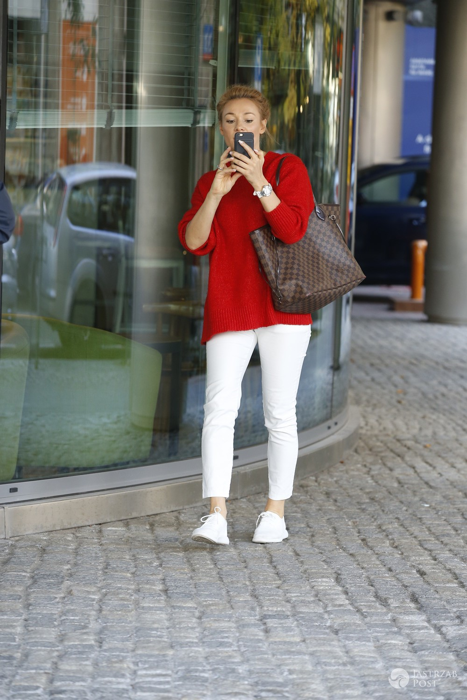 Sonia Bohosiewicz nie lubi paparazzi?